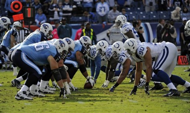 2012 NFL Week Eight Preivew — Indianapolis vs Tennessee