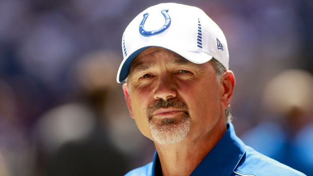 Colts Say Pagano Could be Back for Regular Season Finale