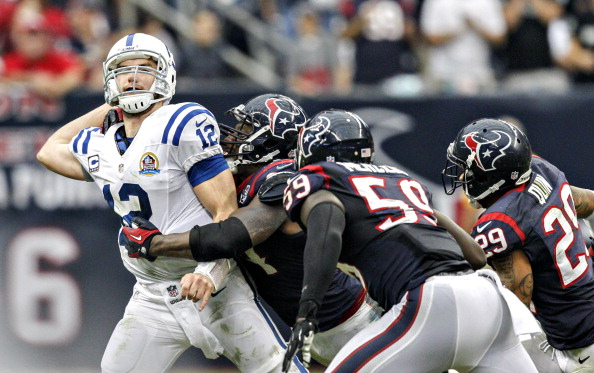 Colts Get a Texas Beatdown in Houston with 29-17 loss to Texans