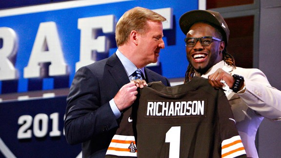Why The Indianapolis Colts Trade for Trent Richardson Is Fantas…
