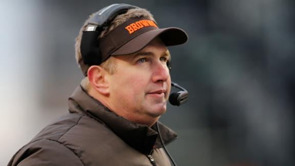 Colts hire former Browns HC Rob Chudzinski as special assistant to Chuck Pagano
