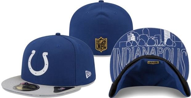 2015 Indianapolis Colts Draft Hats