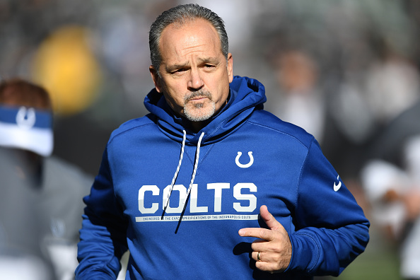 Colts Coach Chuck Pagano Says He's at Fault for the Shortcomings of the Team
