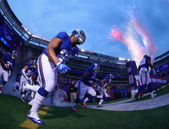 Former Giants DT Johnathan Hankins Visiting with the Colts