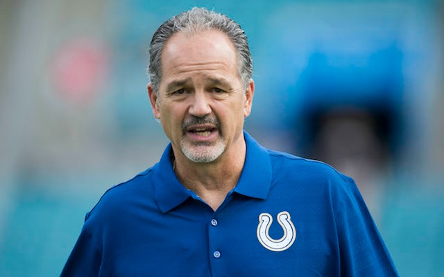 Colts Coach Chuck Pagano Gives Interesting Answer About Coaching Future