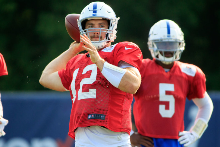 ESPN's Max Kellerman: Andrew Luck Is Not the Colts Biggest Concern
